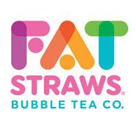 Fat Straw Bubble Tea
